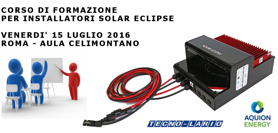 BANNER - CORSO DI FORMAZIONE - ROMA - LUGLIO 2016