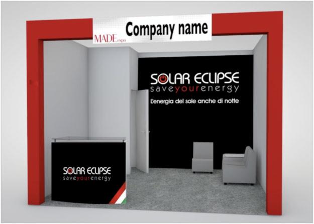 Solar Eclipse al Made EXPO dal 2 al 5 Ottobre