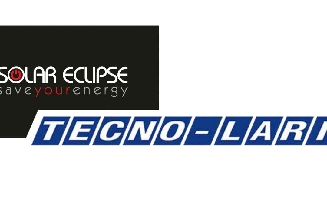 Siglato l'accordo con TECNO-LARIO SpA primo distributore ufficiale in Italia di Solar Eclipse.