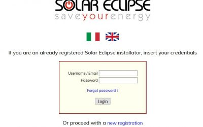Da oggi il portale di assistenza tecnica parla inglese!